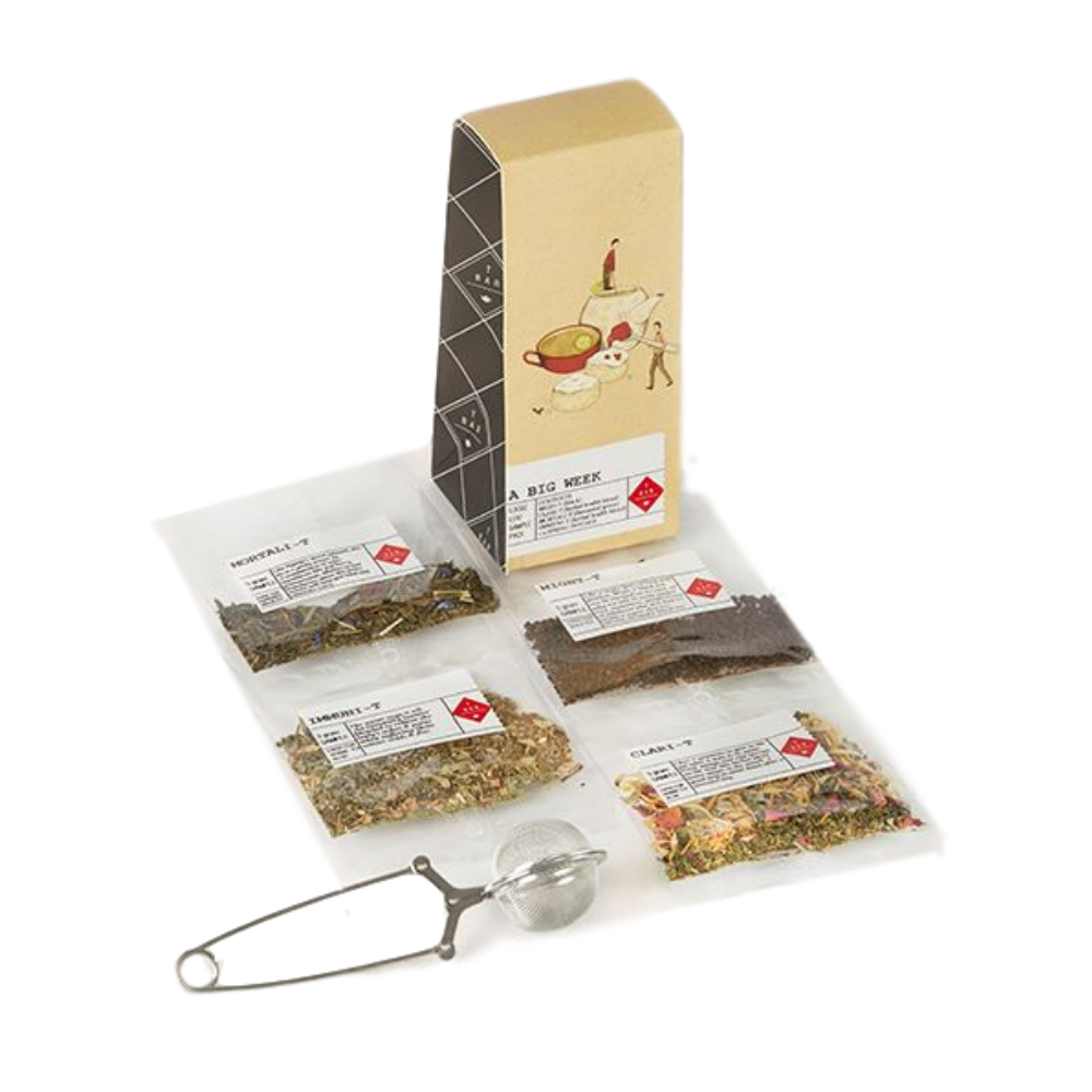 T Bar Tea - A Big Week Tea Pack