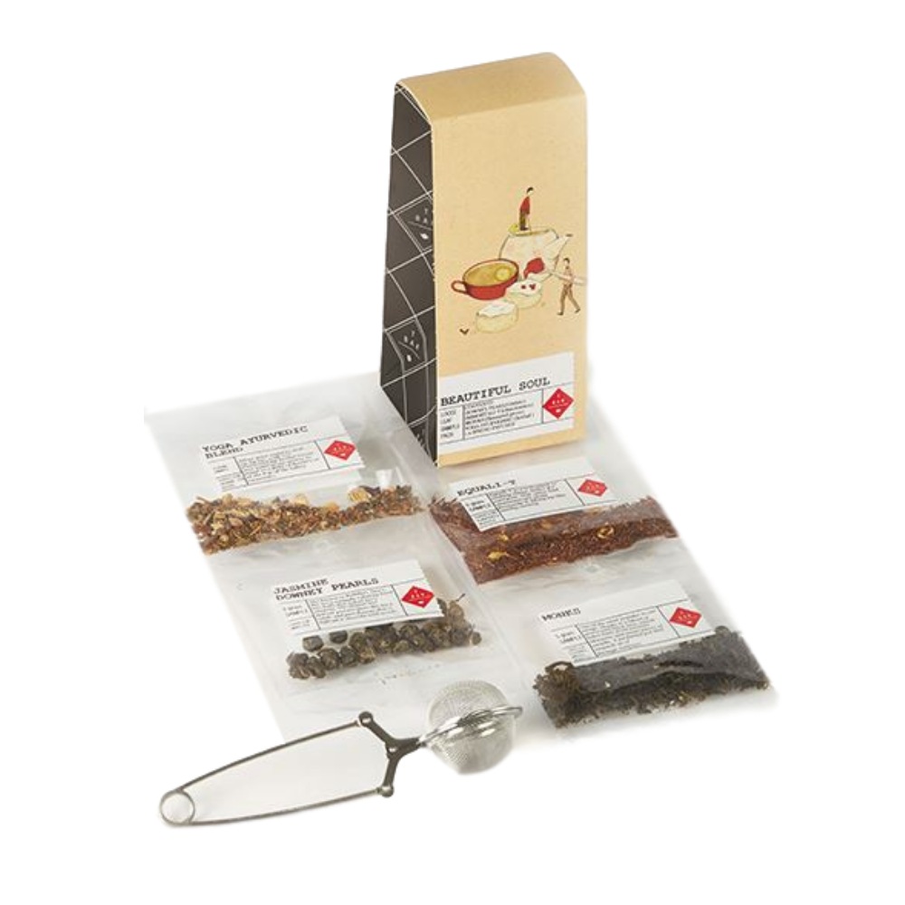 T Bar Tea - Beautiful Soul Tea Pack