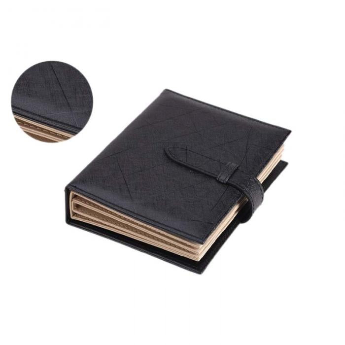Earring Holder Book (Black)