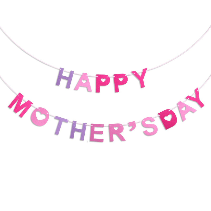 Happy Mother's Day Garland/Banner