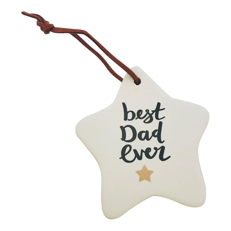 Christmas Ornament - Star Shape