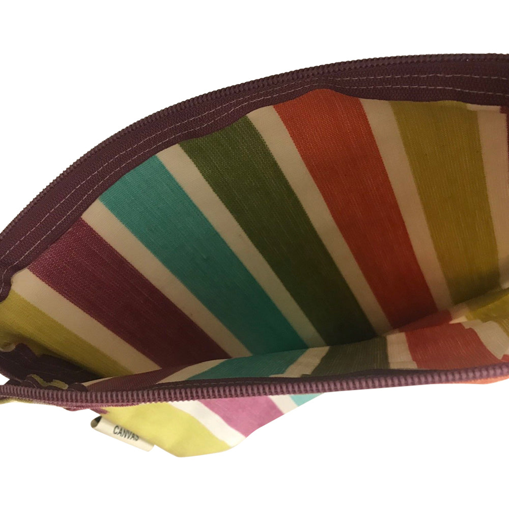 Toiletry Bag - Stripe Design