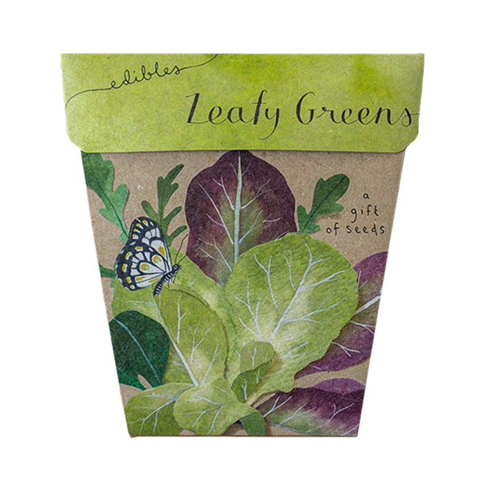 Gift Seeds - Leafy Greens