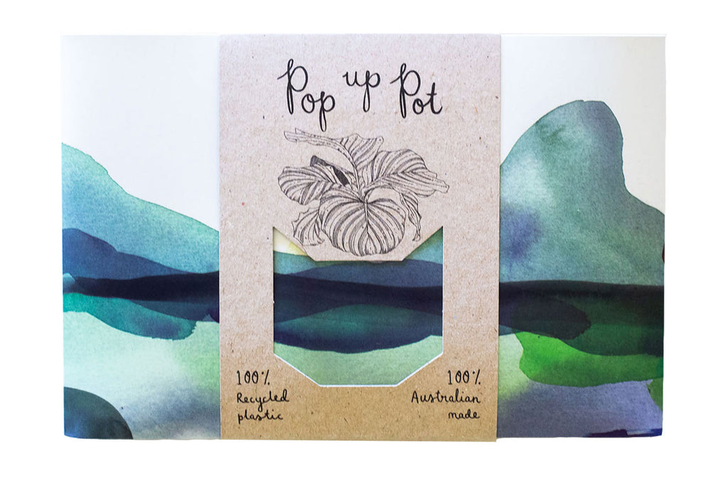 Pop Up Pot - Mountain Design