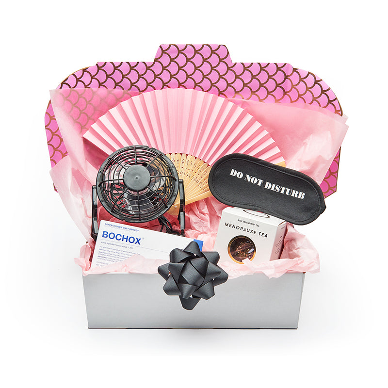 Hot & Flashy Girly-Pause Gift Box