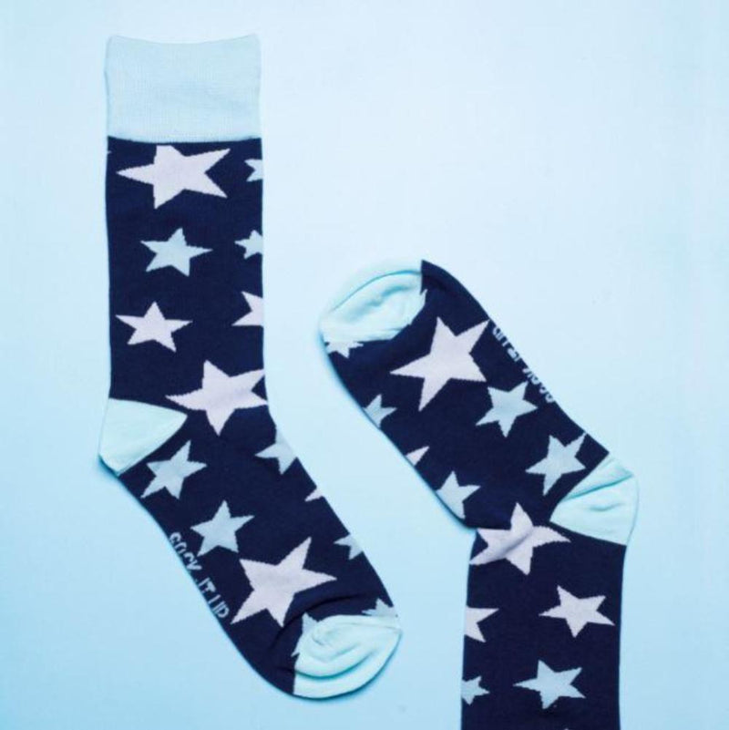 Sock It Up Socks - Outta This World Design