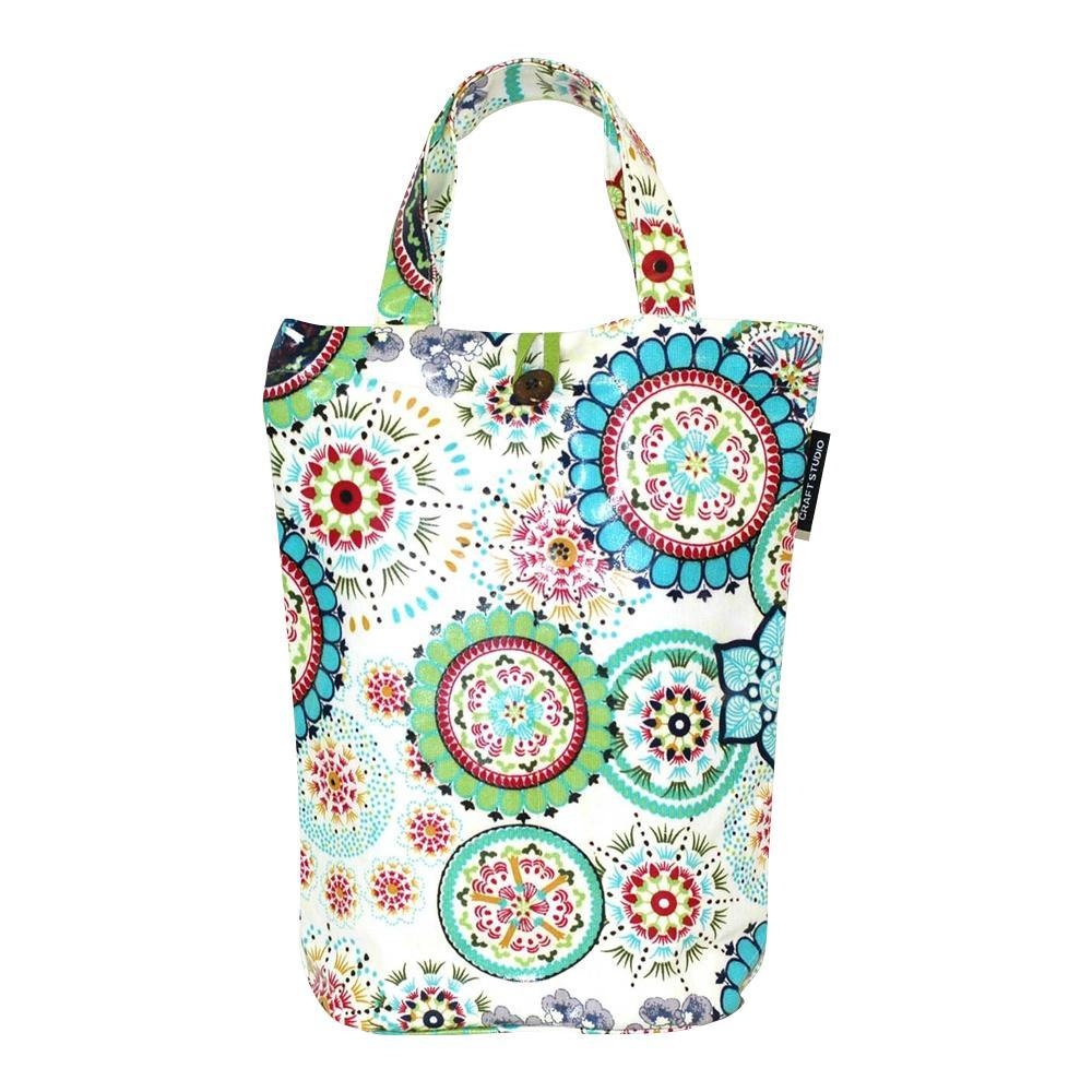 Bottle Carry Bag Canvas