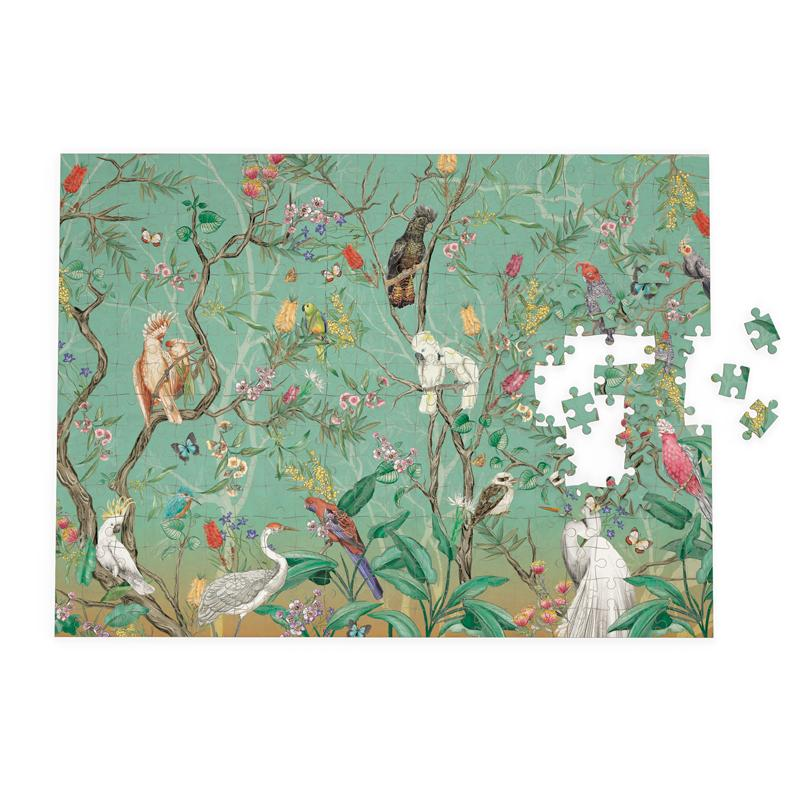 1000 Piece Jigsaw Puzzle - Australian Chinoiserie Design