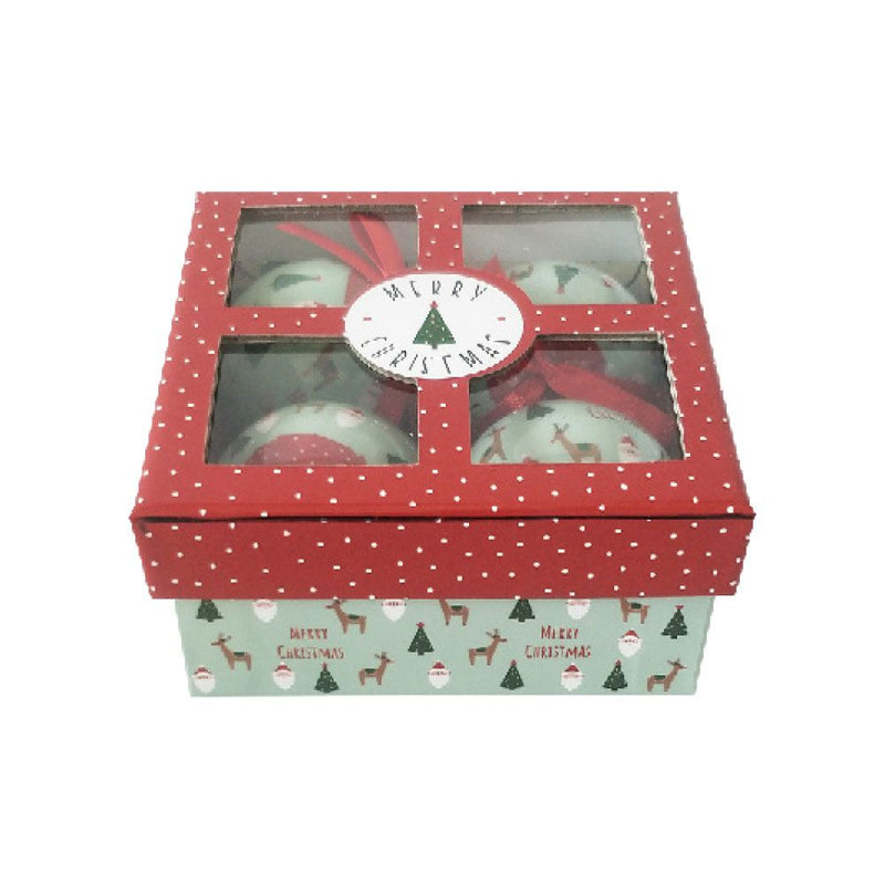 Christmas Bauble Gift Box
