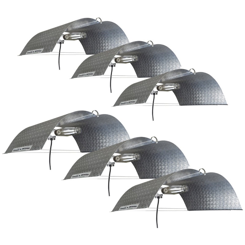 Adjust-A-Wings Avenger Large Reflector w/ Cord 6/Pack