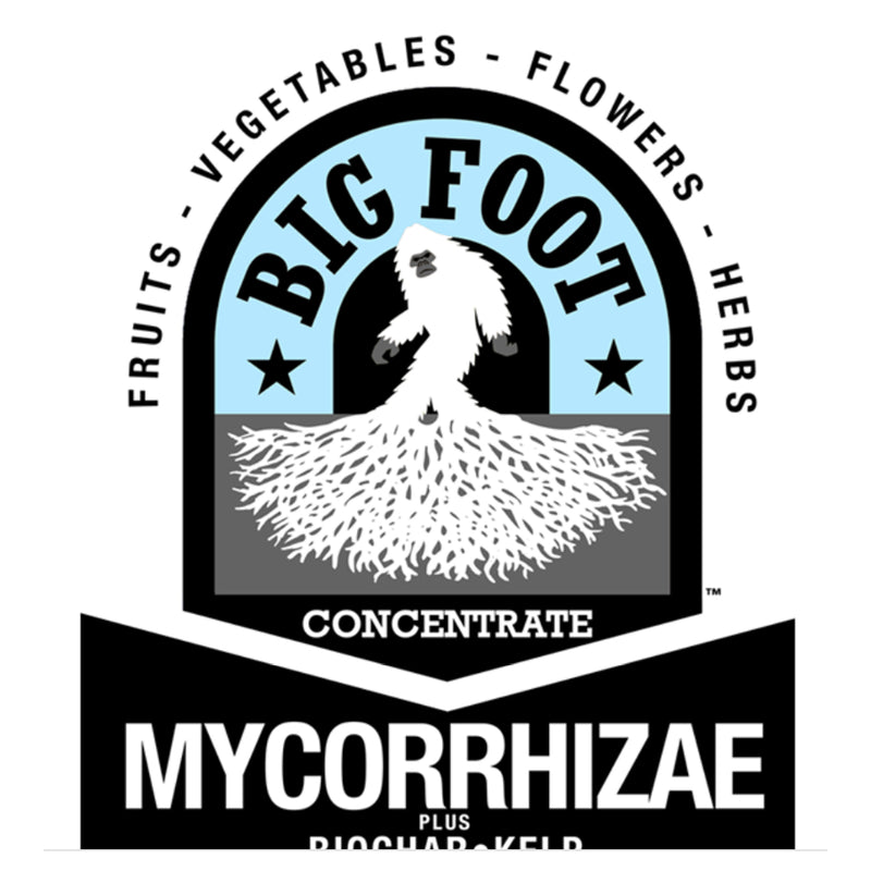 Big Foot Organic Mycorrhizal - Concentrate