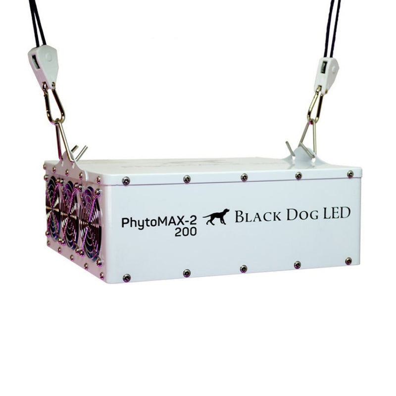 PhytoMAX-2 PM-2 Black Dog LED 200