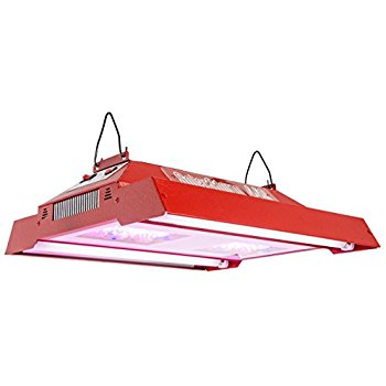 California Lightworks SolarStorm 880W LED Grow Light with UVB