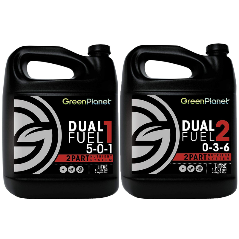 Green Planet Dual Fuel 1 and 2