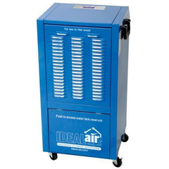 Ideal Air DS 190 Commercial Grade Portable Dehumidifier - 190 Pint