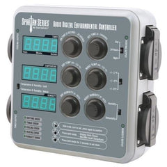 Titan Controls Spartan Series Basic Digital Environmental Controller (Temperature, CO2 Timer and Hum