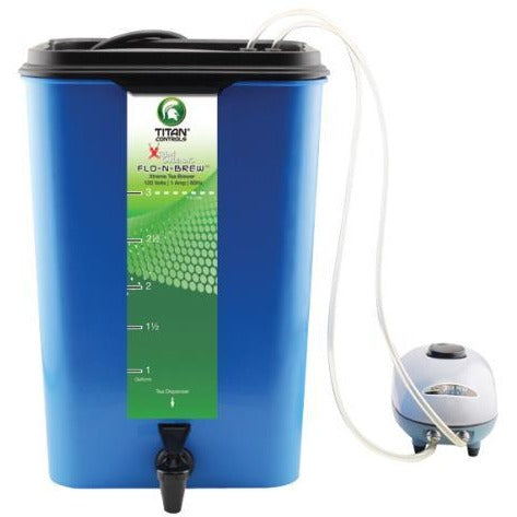 Flo-n-Brew Compost Tea Brewing System