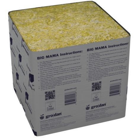 Grodan Delta Big Mama Block 8 in x 8 in x 8 in
