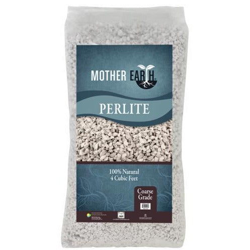 Mother Earth Coarse Perlite - 4 cu ft