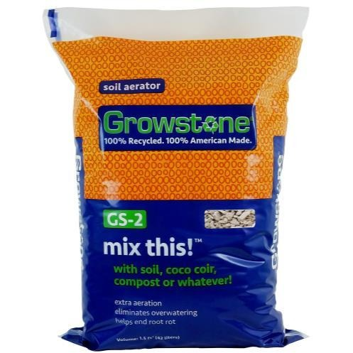 Growstone GS-2 Mix This Soil Aerator 1.5 cu ft (35/Plt)