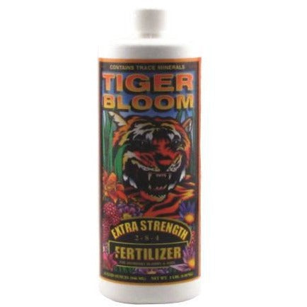 FoxFarm Tiger Bloom Quart (12/Cs)