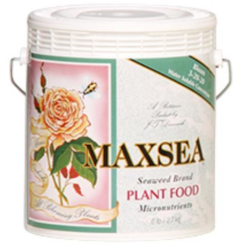Maxsea Bloom Plant Food 6 lb (3-20-20) (4/Cs)