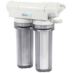 Ideal H2O Classic 3 Stage RO System Coconut Carbon Pre Filter 100 GPD