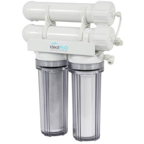 Ideal H2O Classic 3 Stage RO System w/ Coconut Carbon Pre Filter