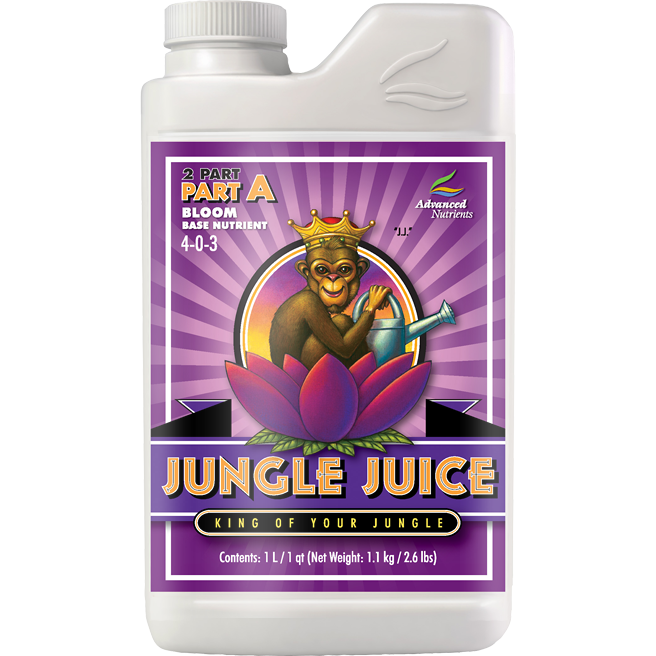 Jungle Juice 2-Part Bloom Part A 1000L