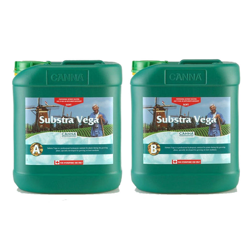 Canna Substra Vega A/B (Soft Water)