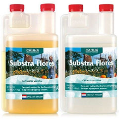 Canna Substra Flores A/B (Soft Water)