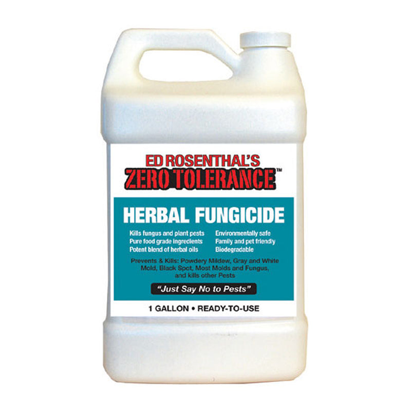 Zero Tolerance Herbal Fungicide RTU Ready-To-Use by Ed Rosenthal