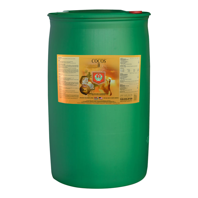 House and Garden Coco B Nutrient Fertilizer