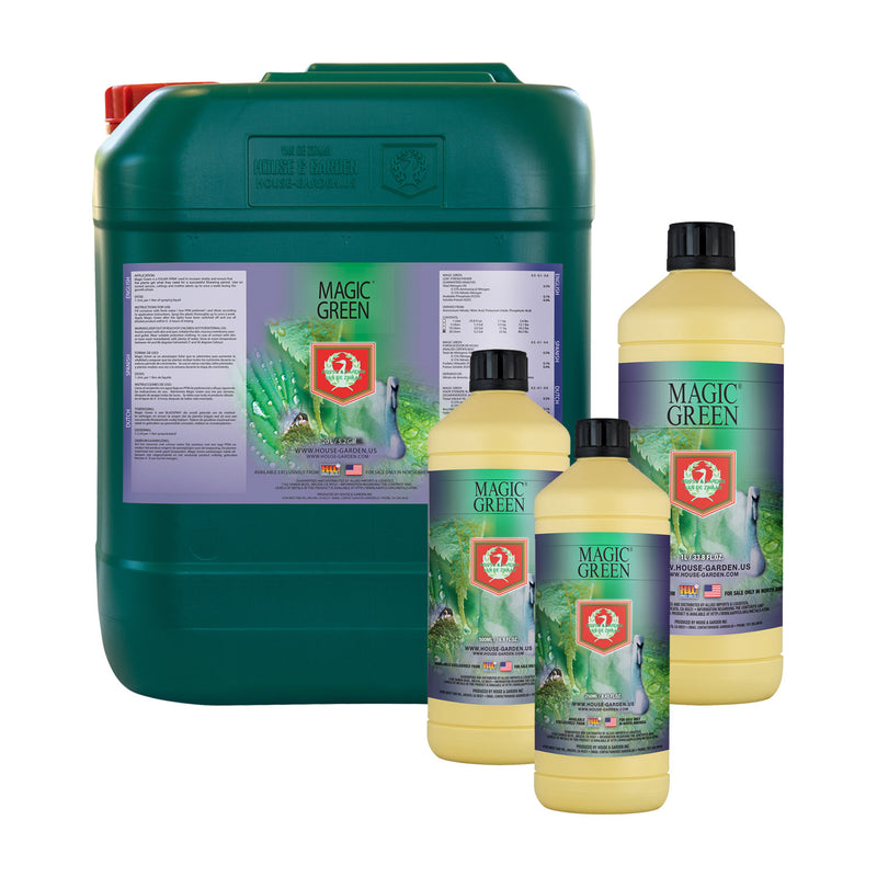 House and Garden Magic Green Foliar