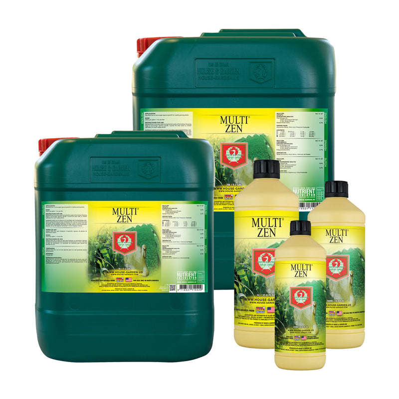 House and Garden Multi Zen Nutrient Fertilizer