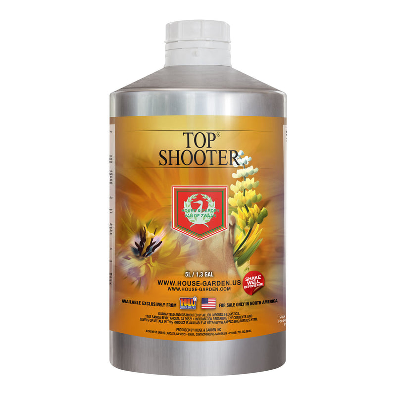 House and Garden Top Shooter - Flowering Booster