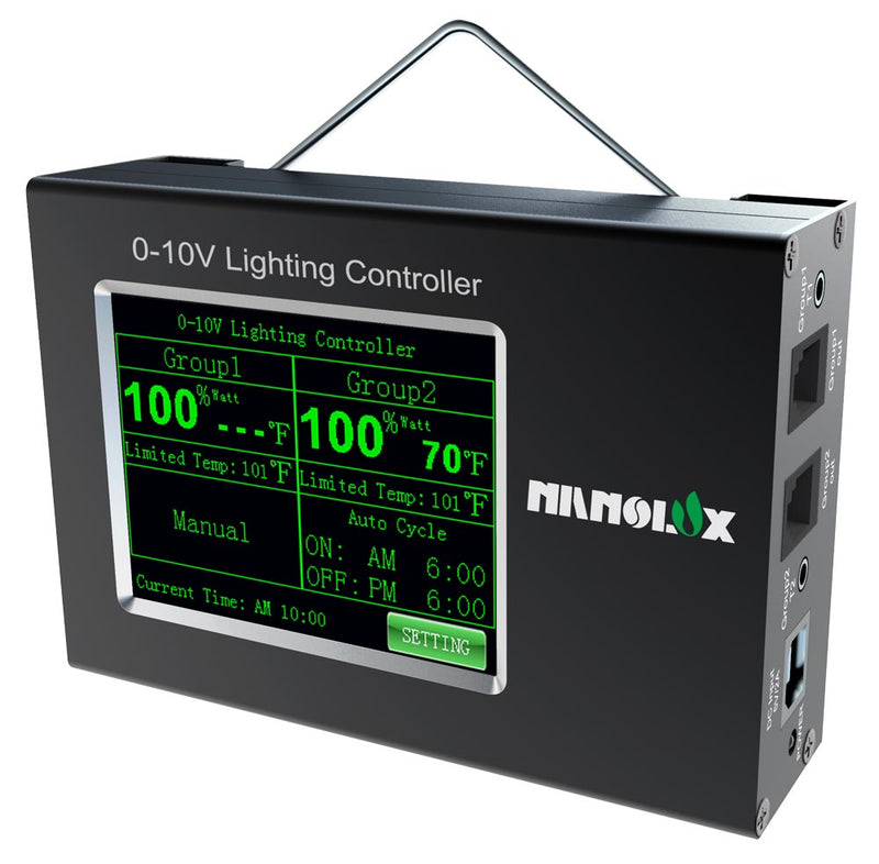 Nanolux 0-10V Smart Lighting Controller