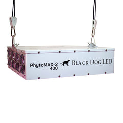 PhytoMAX-2 PM-2 Black Dog LED 400