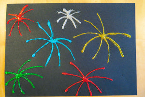 5 Firework Craft Ideas