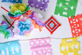 Mexican Box | Crafty Party Box | Kids Craft Boxes For Ages 3 - 12