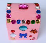 Trinket Decorating Box Closed | Crafty Party Box | Kids Craft Boxes For Ages 3 - 12