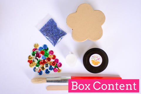 Jewellery Decorating Box (Single) - Crafty Party Box