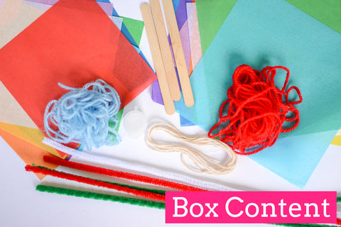 Mexican Box - Crafty Party Box
