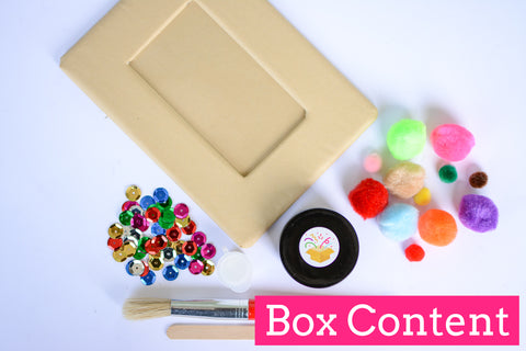 Photo Frame Decorating Box - Crafty Party Box