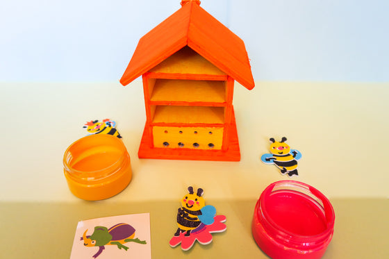 Paint Your Own Bug House