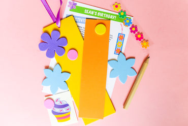 Flower Bookmark Kits