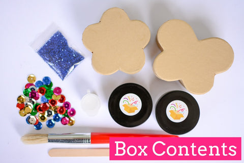 Jewellery Decorating Box (Bundle) - Crafty Party Box