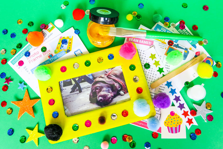 Photo Frame Decorating Box