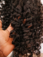 Brazilian Deep Wave Full Lace Wigs | Bleached Knots