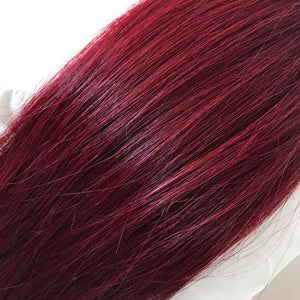Lace Frontal Straight Ombre Brazilian Hair Free Part Wine Color 100% Human Remy Hair 13*4 Pre Plucked
